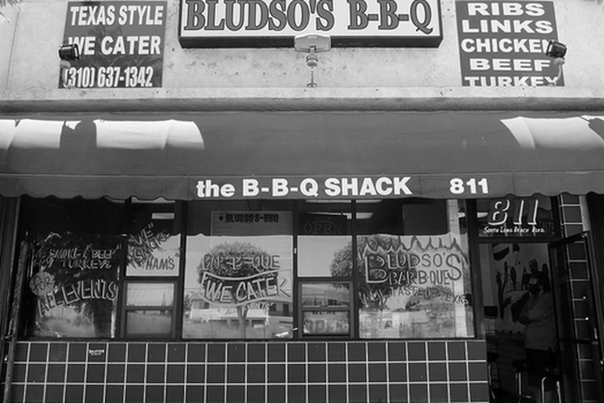 Bludso's BBQ, Compton.