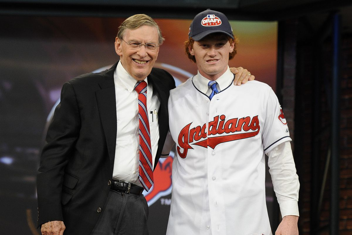 Cleveland Indians outfield prospect Bud Selig