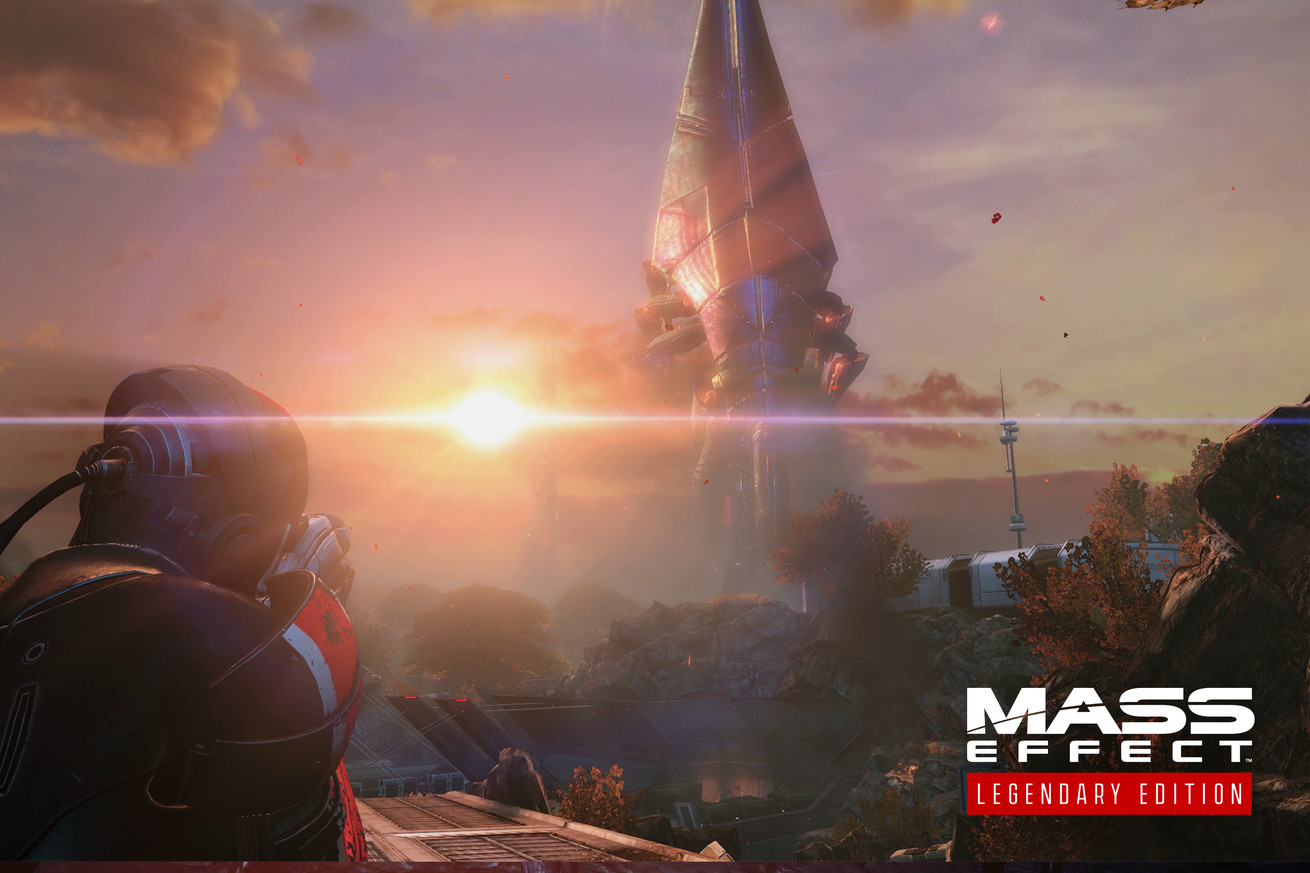 Mass Effect: Legendary Edition cuts multiplayer in favor of single-player improvements