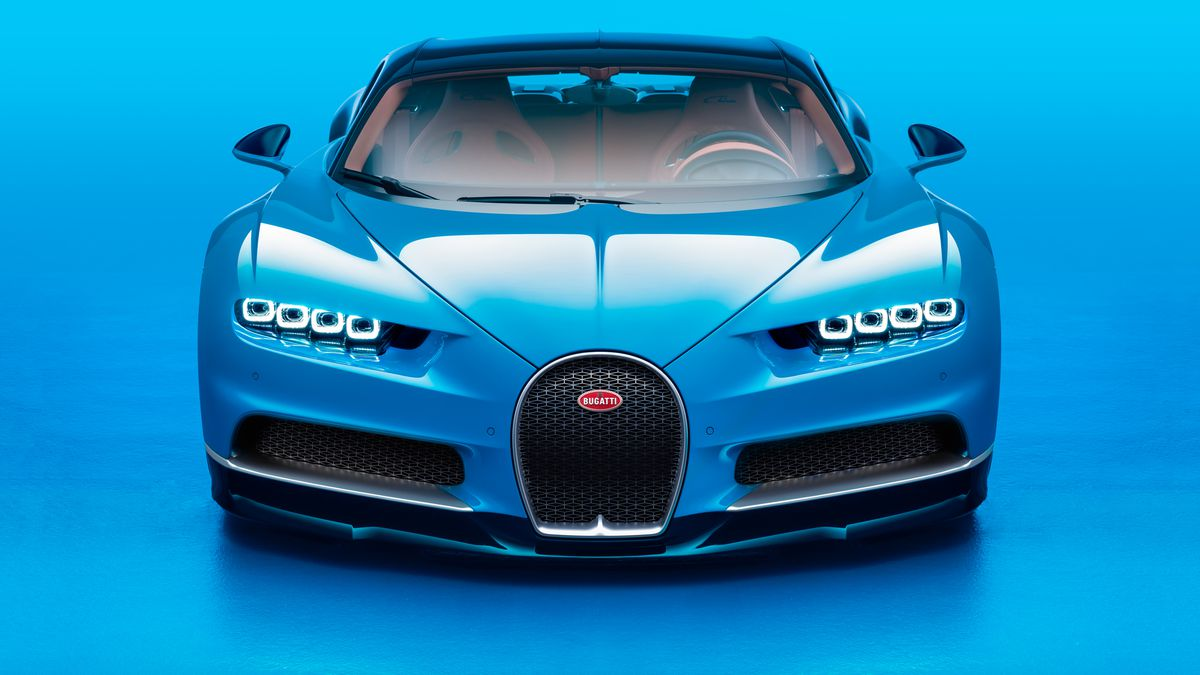 Bugatti S Chiron Is The Beastly Faster Than Fast 1 500hp Veyron