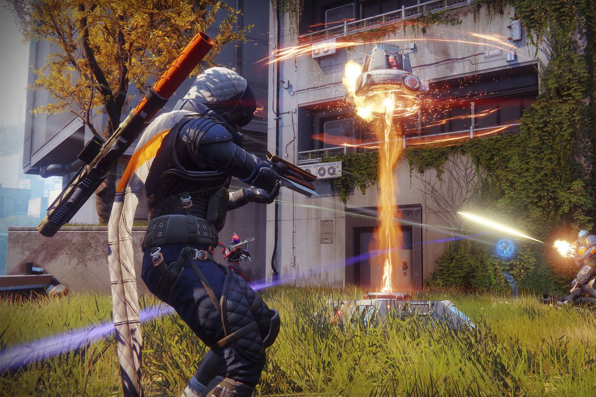 Destiny 2 - a game of Countdown in the Crucible