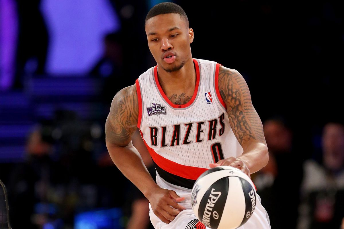 Everything Fans Need to Know About Ads on Portland Trail Blazers Uniforms c0888af34