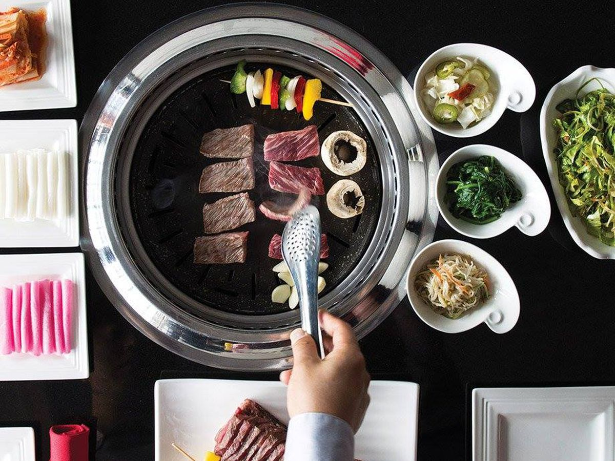 Dallas S 10 Best Korean Barbecue Restaurants And Japanese