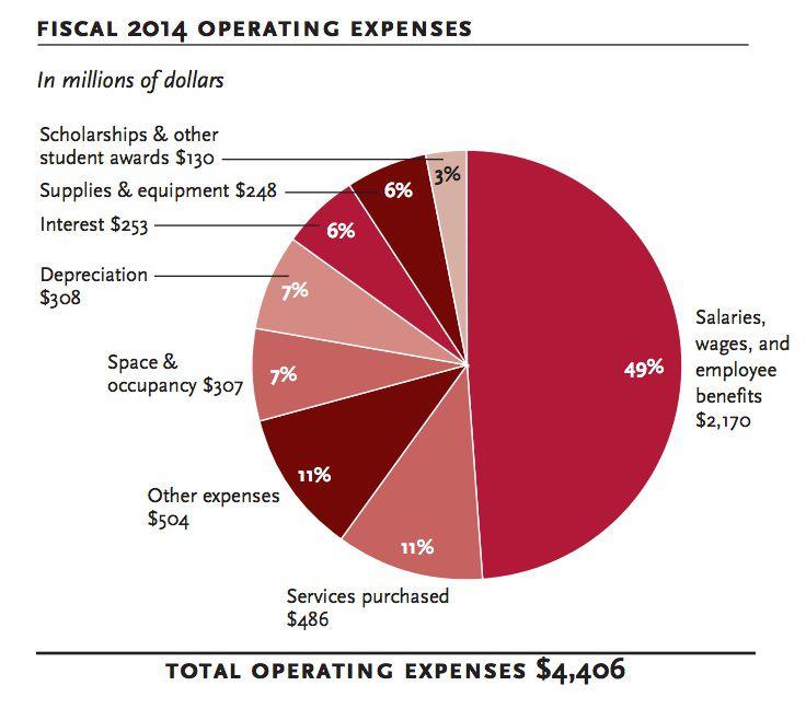 harvard budget