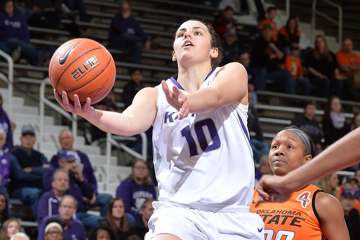 Leticia Romero leads the Wildcats in scoring this season with 13 points per game.