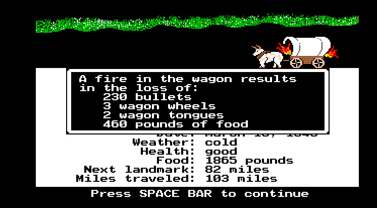 The Frogs O' War Staff Travels the Oregon Trail - Frogs O' War