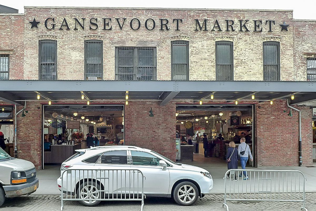 Gansevoort Market 14Th Street Gansevoort Market Is Moving To Its New Location On 14Th Street