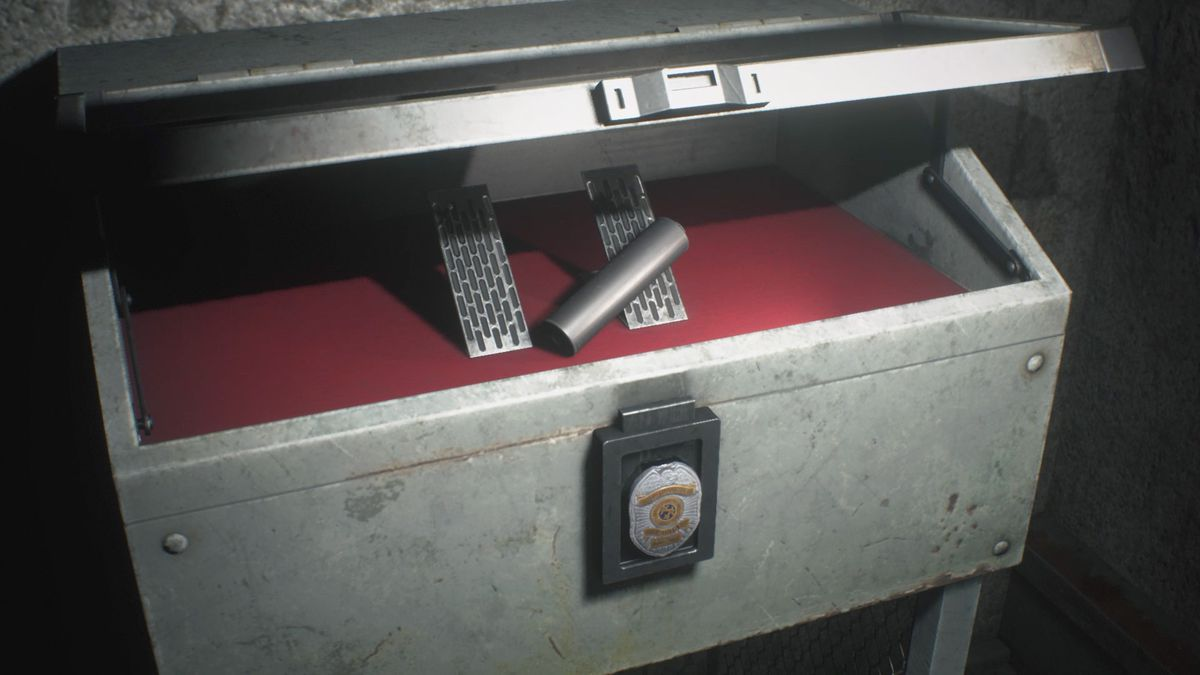 Resident Evil 22nd Run Special Weapons Case