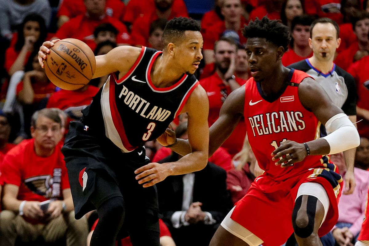 b86b90d2e Is CJ McCollum Primed for a Break Out Year with the Blazers ...