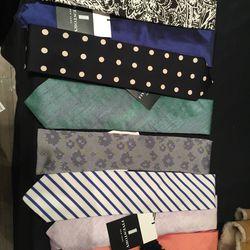 Neckties, $30 (were $150)