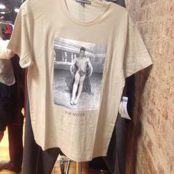 [Men's] Bob Mizer tee, $20