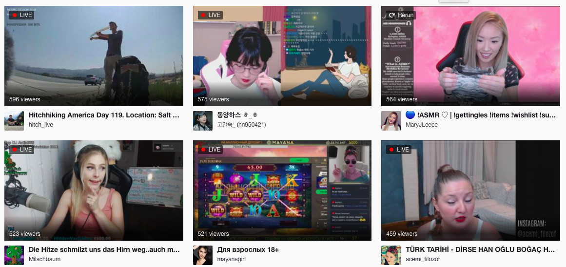 For women on Twitch, appearing single has become a minefield - The Verge