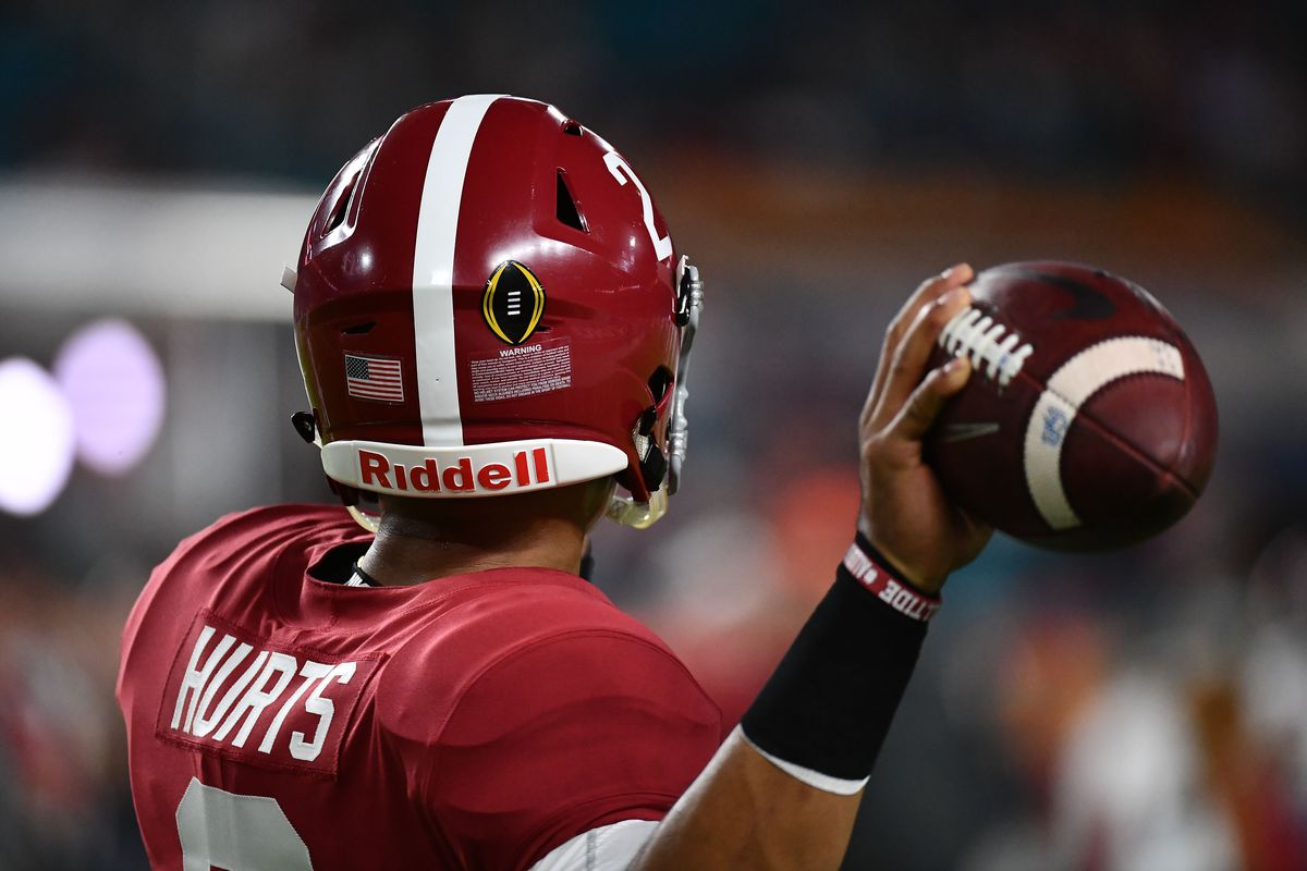 Adjusting the offense to fit Jalen Hurts