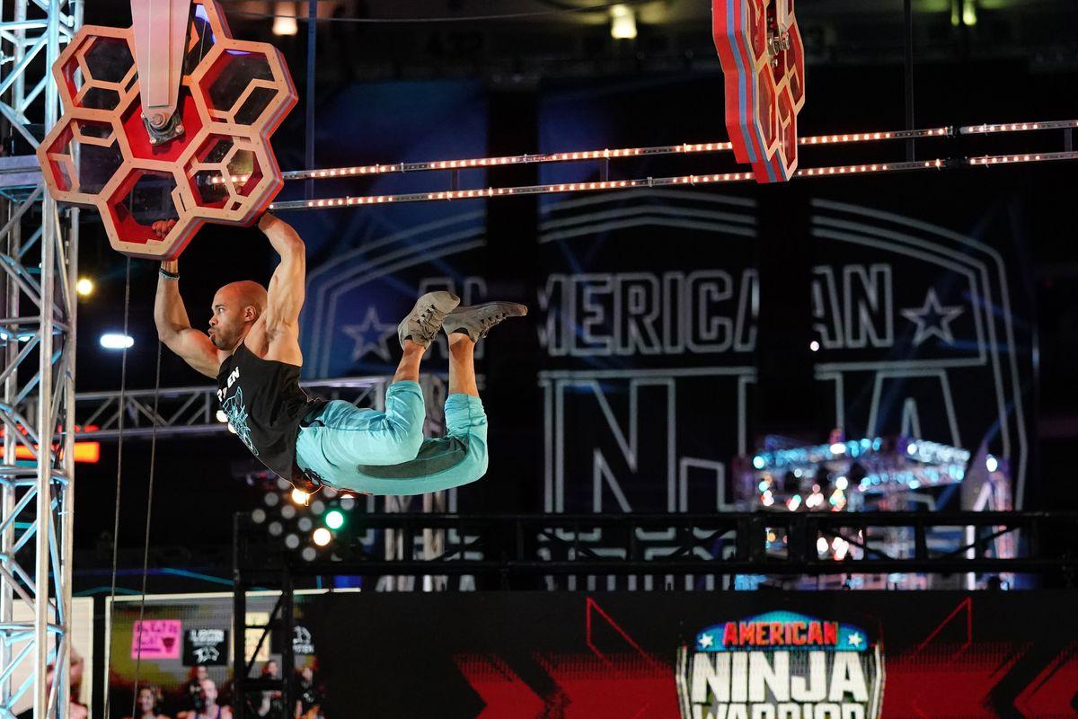 American Ninja Warrior - Season 12