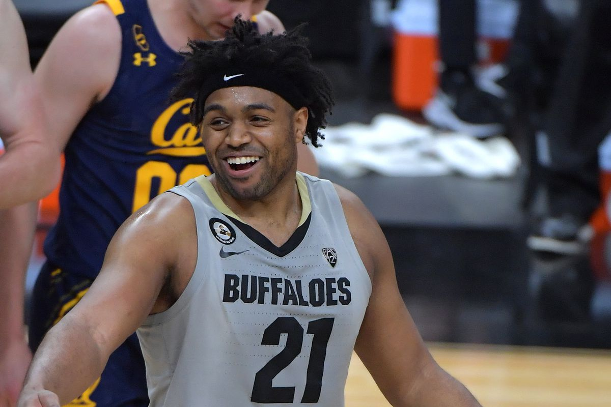 NCAA Basketball: PAC-12 Conference Tournament California vs Colorado