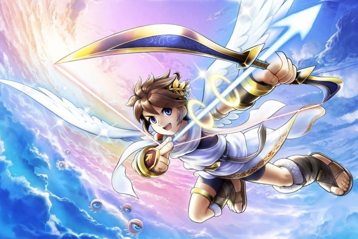 Kid Icarus Uprising Now Out On Nintendo 3DS EShop