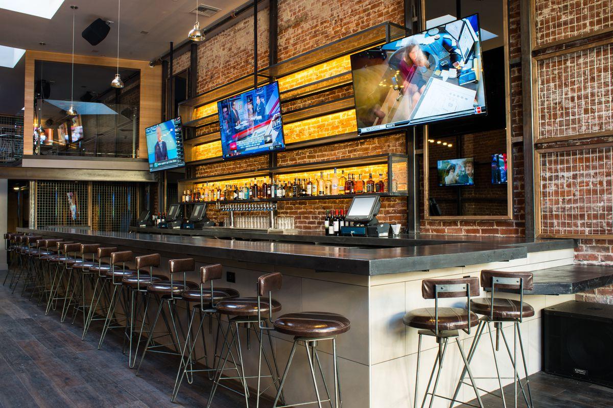 Gaslamp Speakeasy Reopens Alongside New Upscale Sports Bar