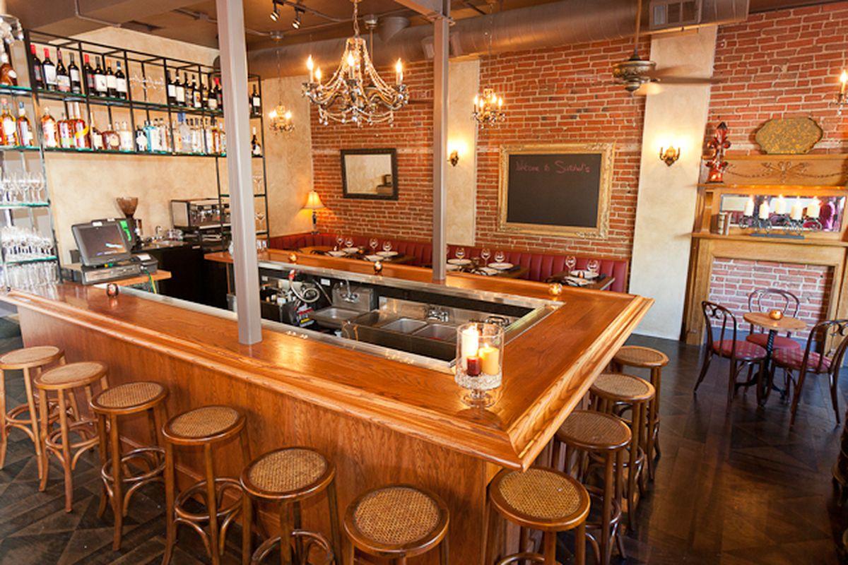 Satchel's new bar