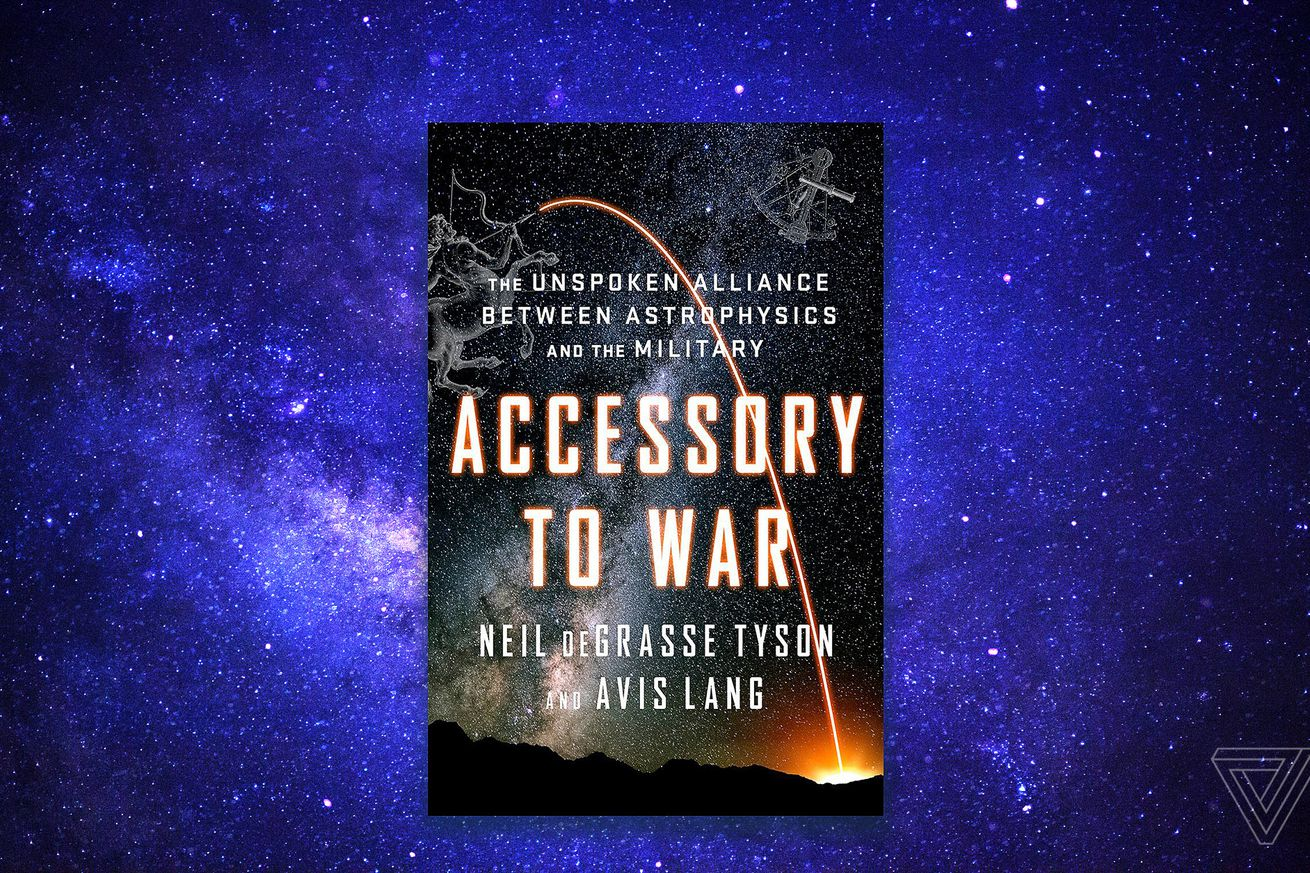 listen to an excerpt from neil degrasse tyson s new book accessory to war
