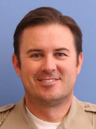Utah County Sheriff's Sgt. Cory Wride