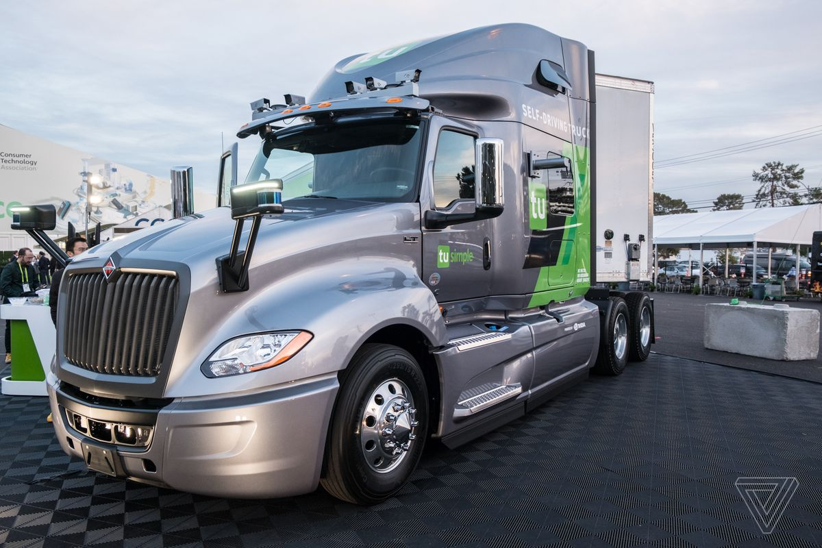 Us Postal Service Will Use Autonomous Big Rigs To Ship Mail In New
