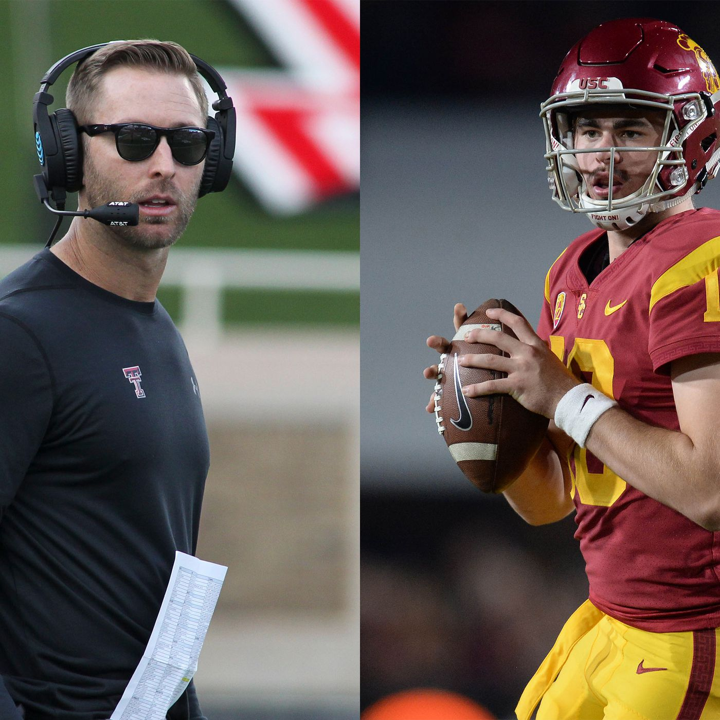 How Kliff Kingsbury s arrival at USC changes the Trojans  whole equation 631654908