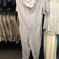 (Extremely wrinkled) jumpsuit, $40