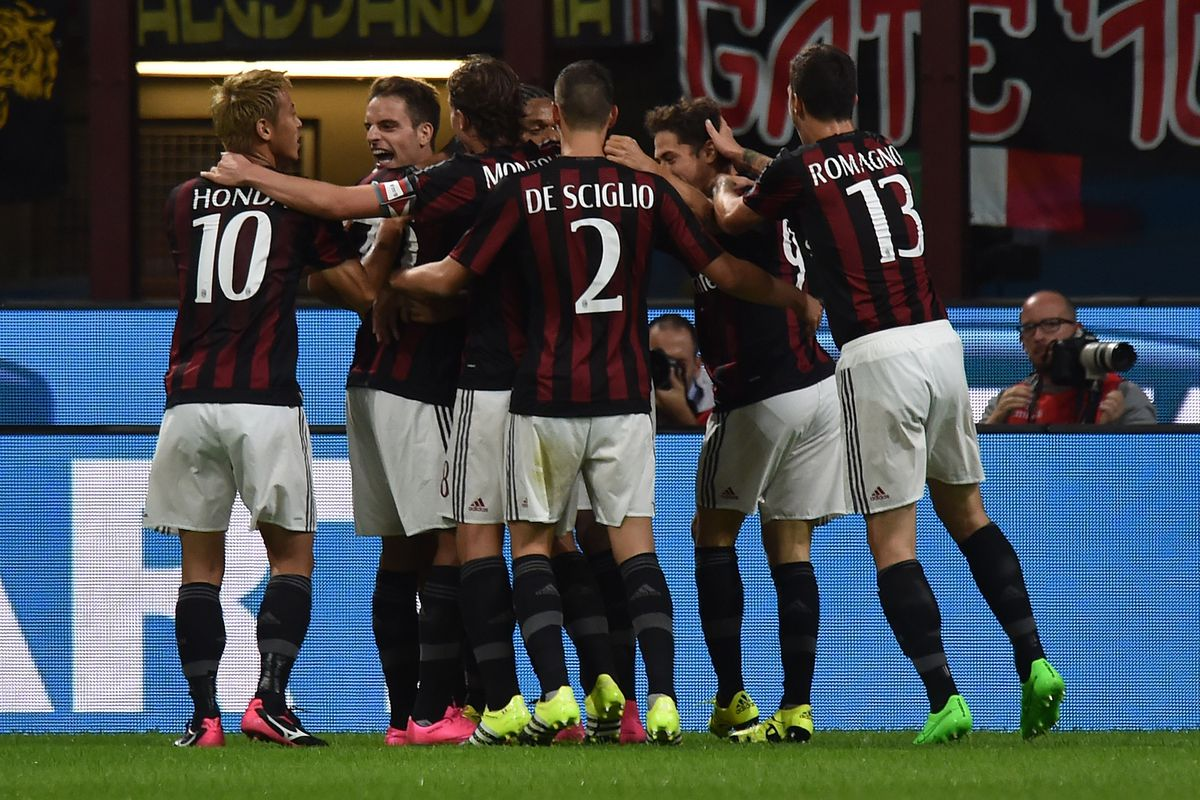 Milan is looking to win consecutive matches for the first time this season.