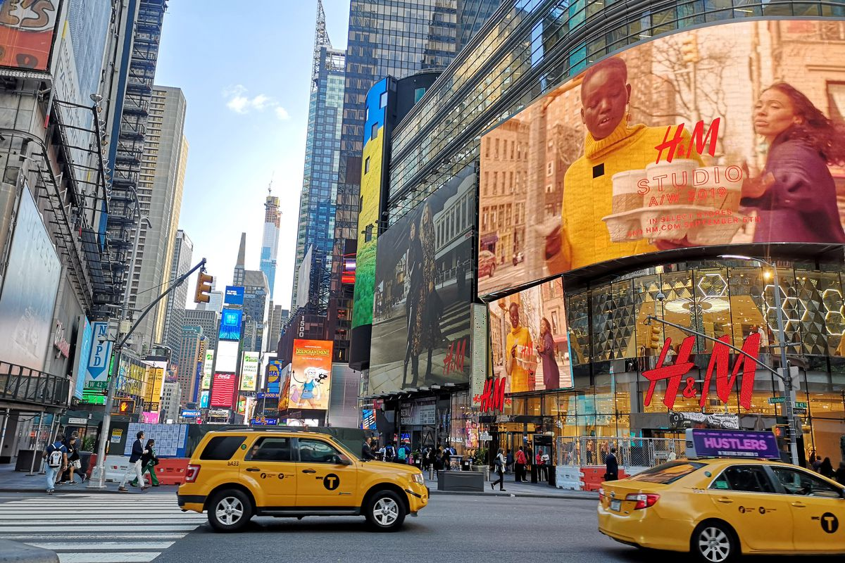 Why can't we close all of Times Square to cars? - Curbed NY