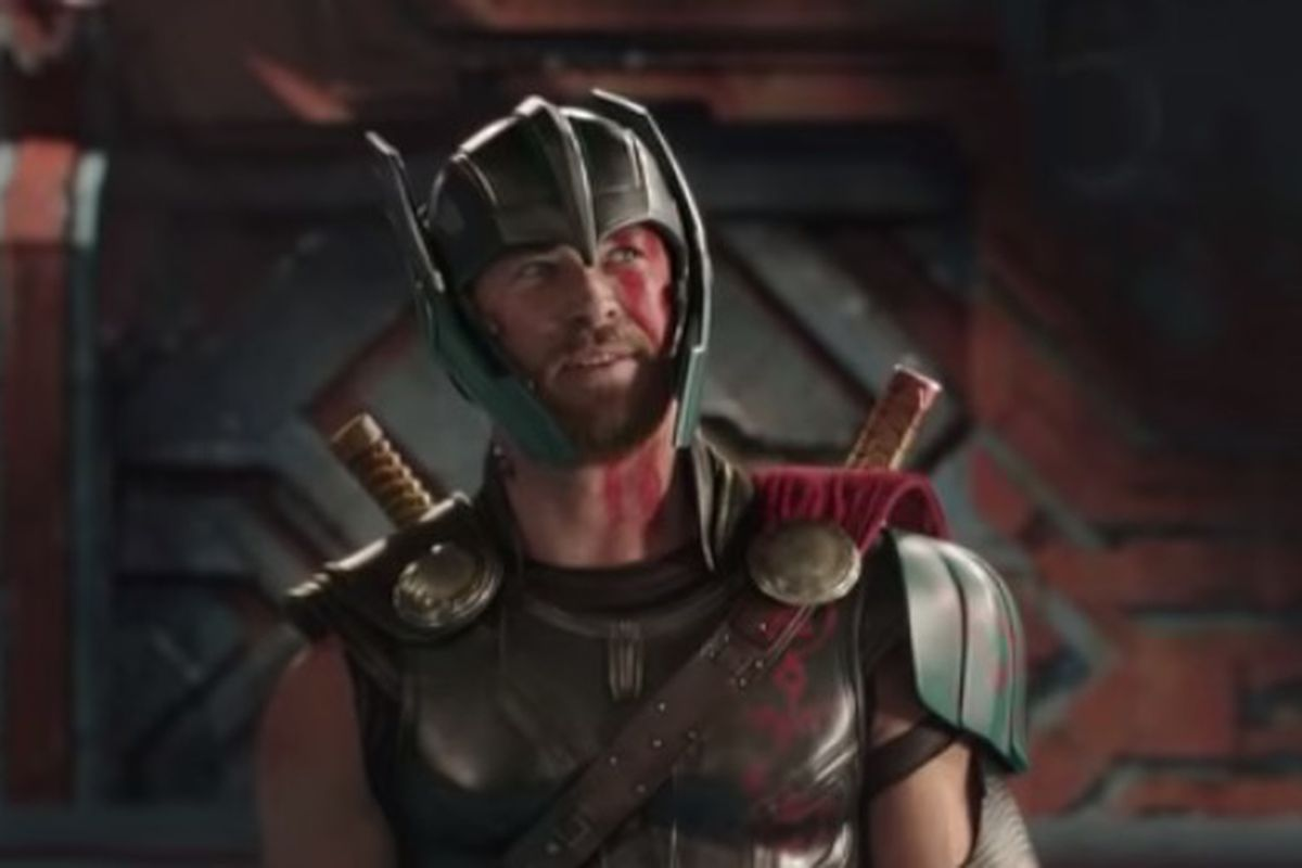 """Chris Hemsworth hasn't always been pumped to be Thor. In fact, before """"Thor: Ragnarok,"""" he says he was exhausted with the character."""