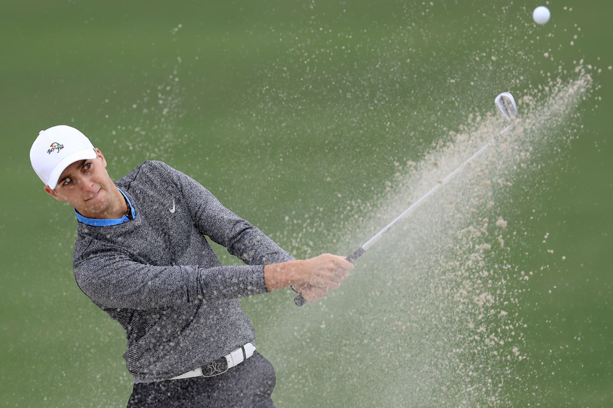 Weather causes suspension of play at NCAA men's golf finals