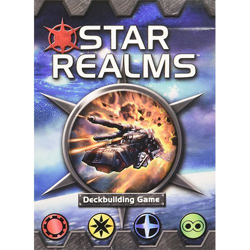 Box art for Star Realms