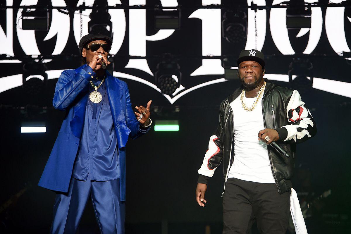 Snoop Dogg, 50 Cent