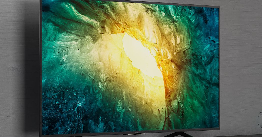 You can get a 65-inch Sony 4K TV for $600 at Amazon - The Verge