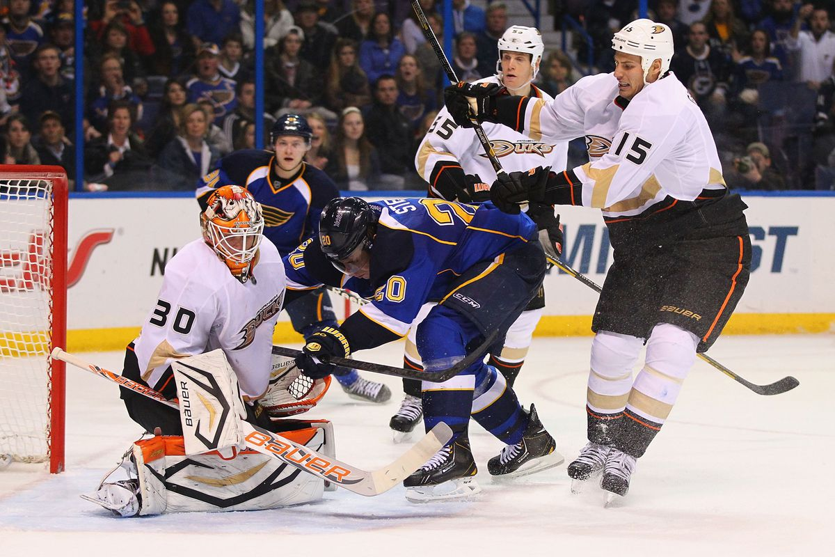 My name is Ryan Getzlaf and I like to cross check people at inopportune times.