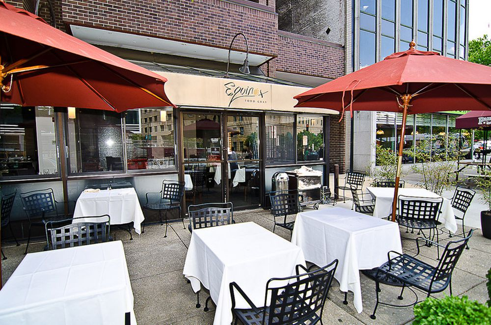 Equinox Near The White House Is One Of Dc S Original Fine Dining Farm To Table Restaurants Political Figures Real Estate Industry Vetore End Up