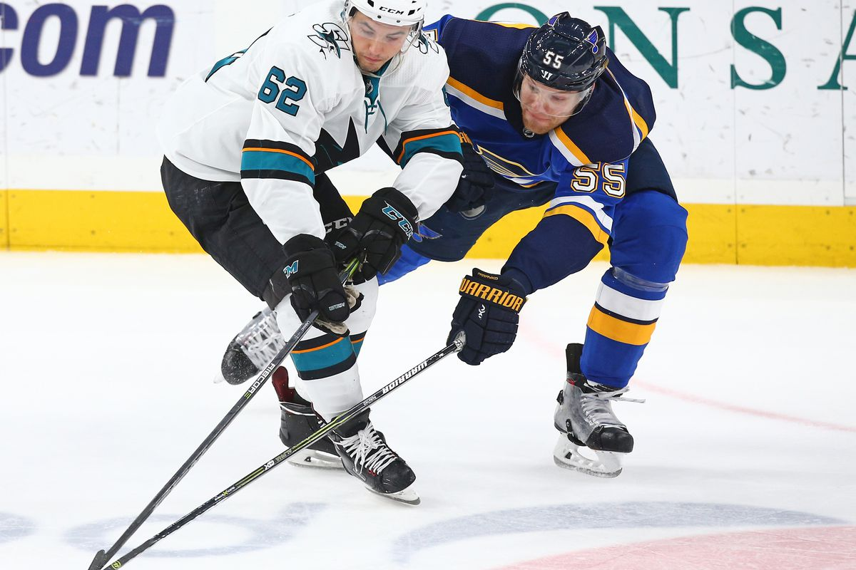 new concept 593e3 2210e St. Louis Blues at San Jose Sharks Preview: Beware of hot ...