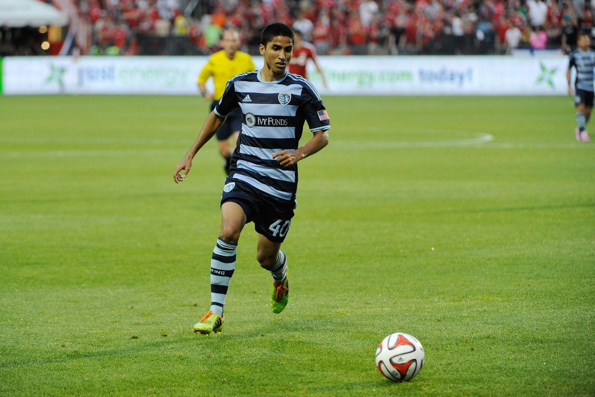 Igor juliao progress helped Fluminense want to work with Sporting KC