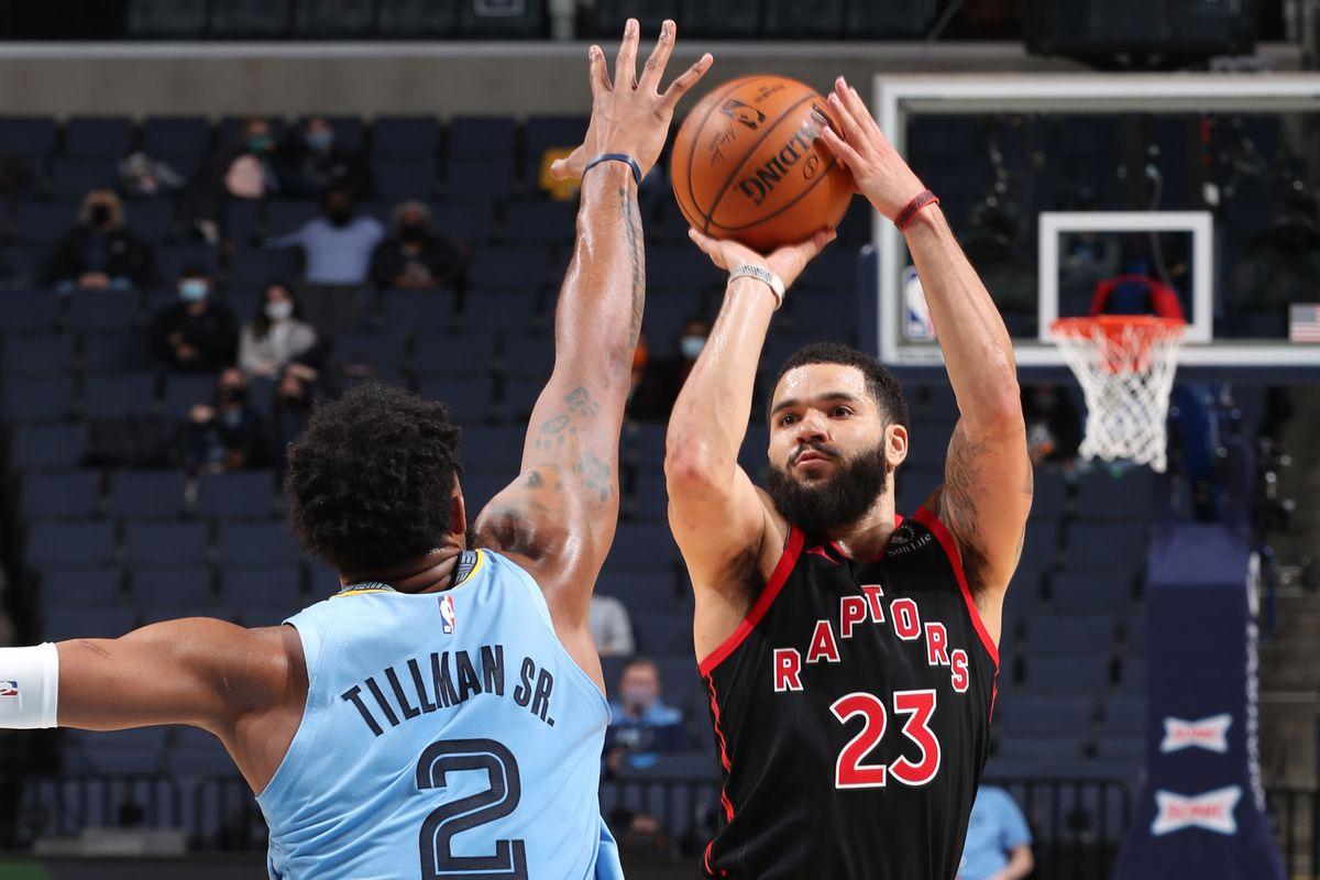 Five thoughts recap: Toronto Raptors 128, Memphis Grizzlies 113