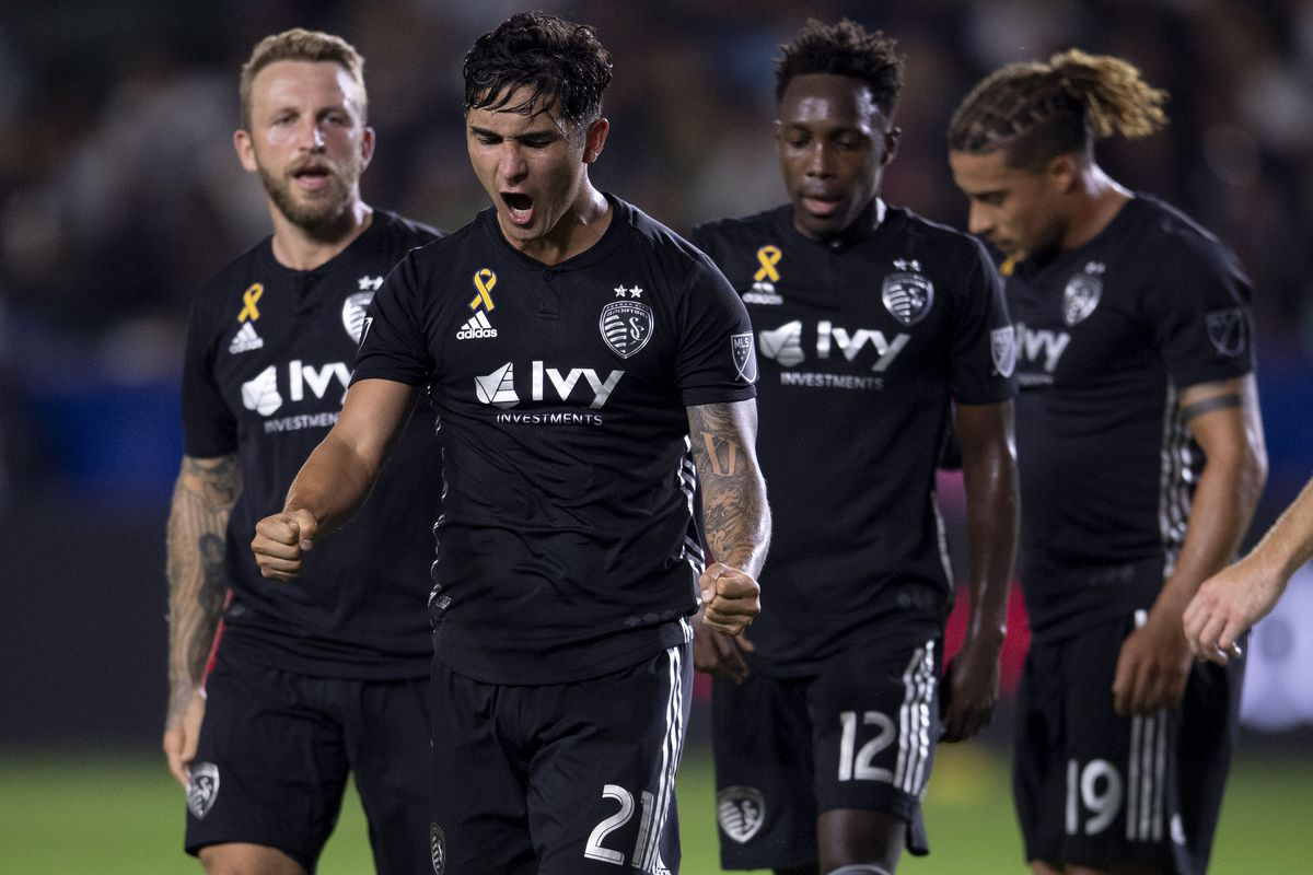 A Safe Space: Shades of Blue Soccer Show - Sporting KC Podcast