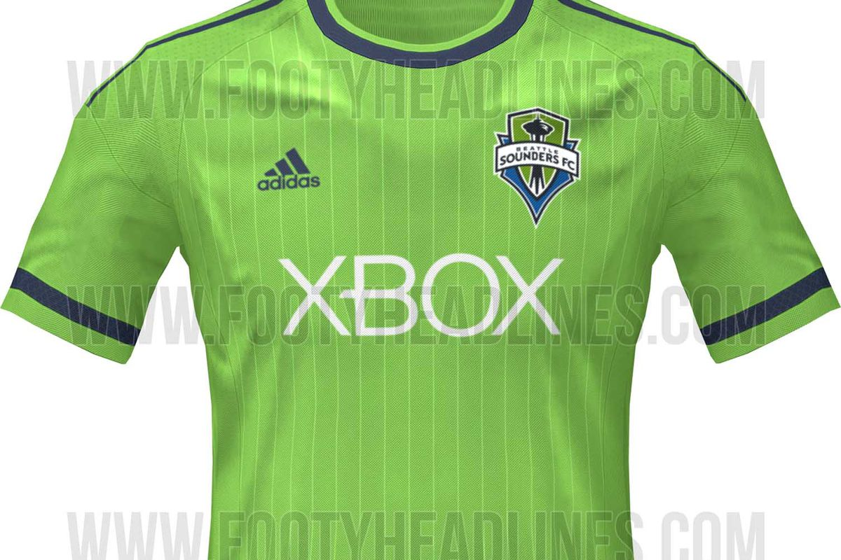 new product f6ad8 886d4 Is this the Sounders 2015 primary jersey? - Sounder At Heart