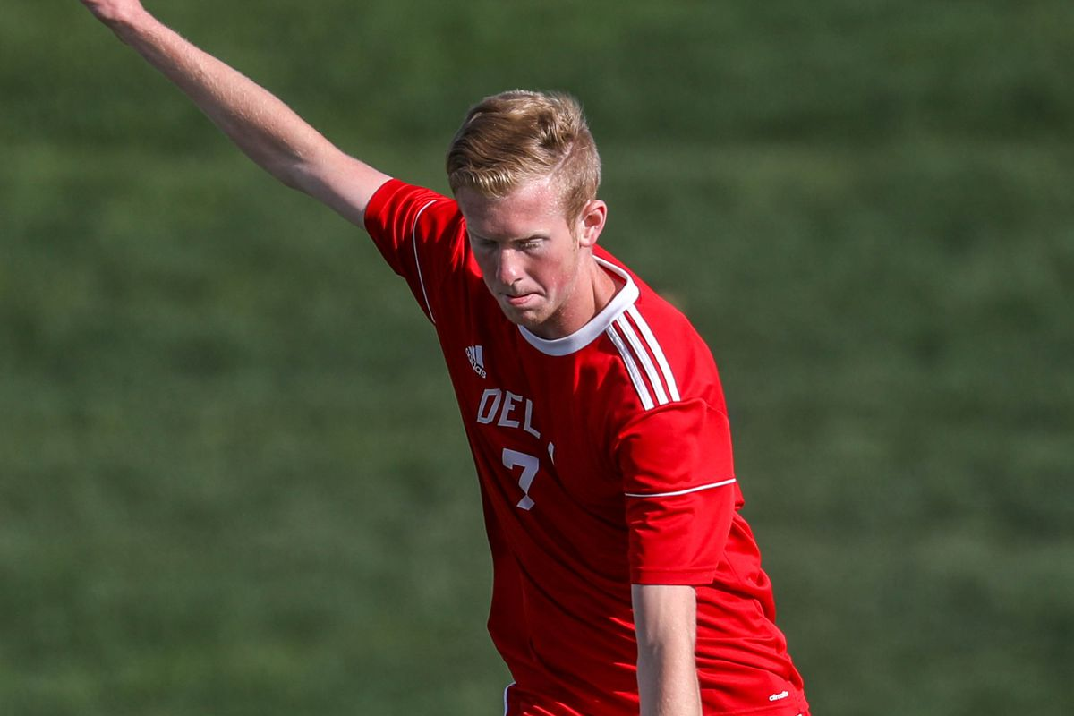 Delta's Brayden Gonder is the Deseret News 3A boys soccer Player of the Year.