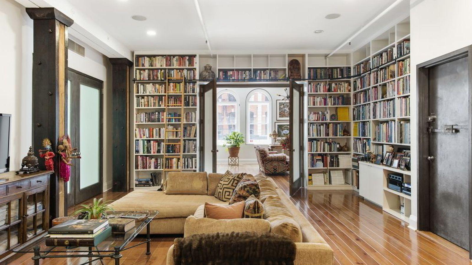 Sculptor Richard Serra Snags Tribeca Loft With Studio