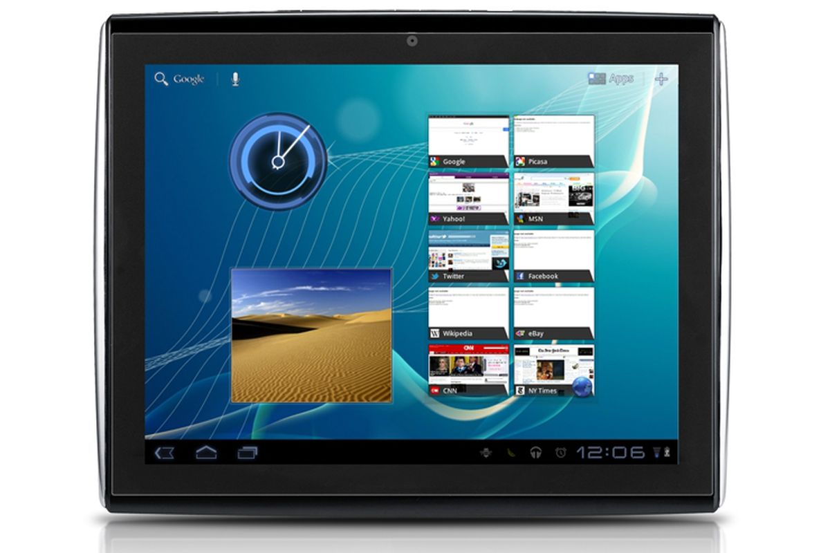 LePan II Android Tablet