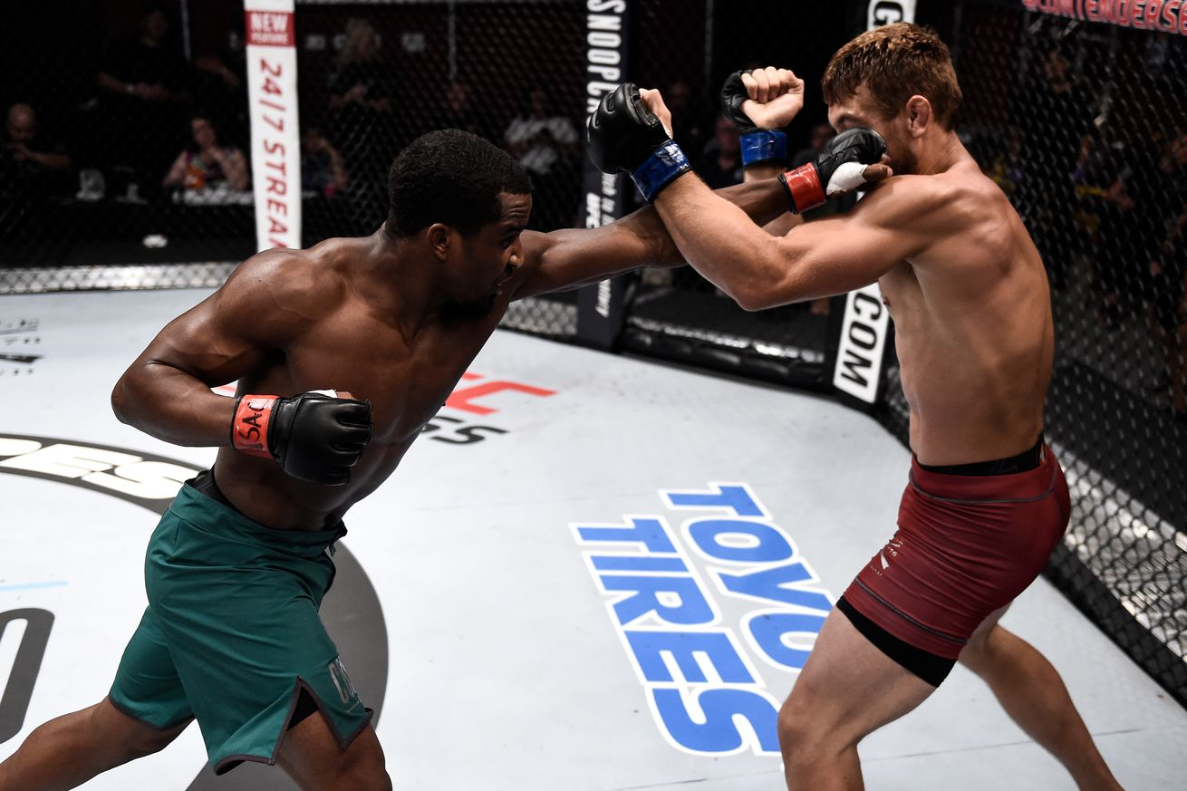 community news, Dana White's Tuesday Night Contender Series 3 results: Karl Roberson, Geoffrey Neal earn UFC contracts after quick finishes