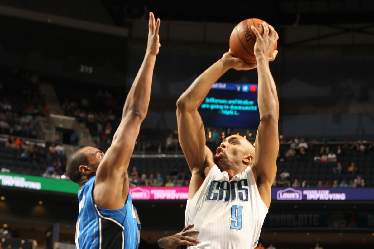 Arron Afflalo and Gerald Henderson