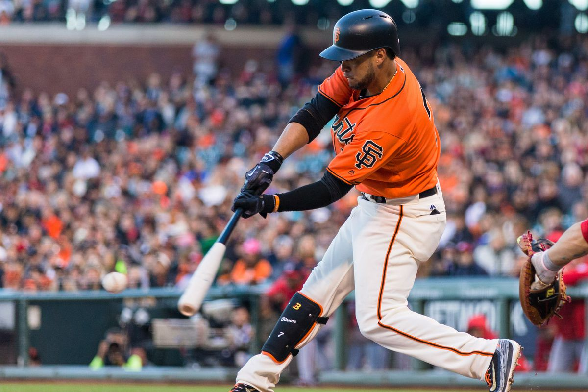 Gregor Blanco may represent a cheap outfield option for ...