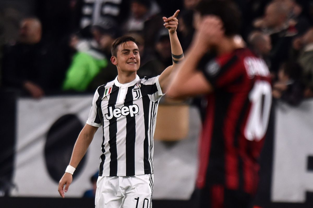 Juventus v AC Milan - Serie A