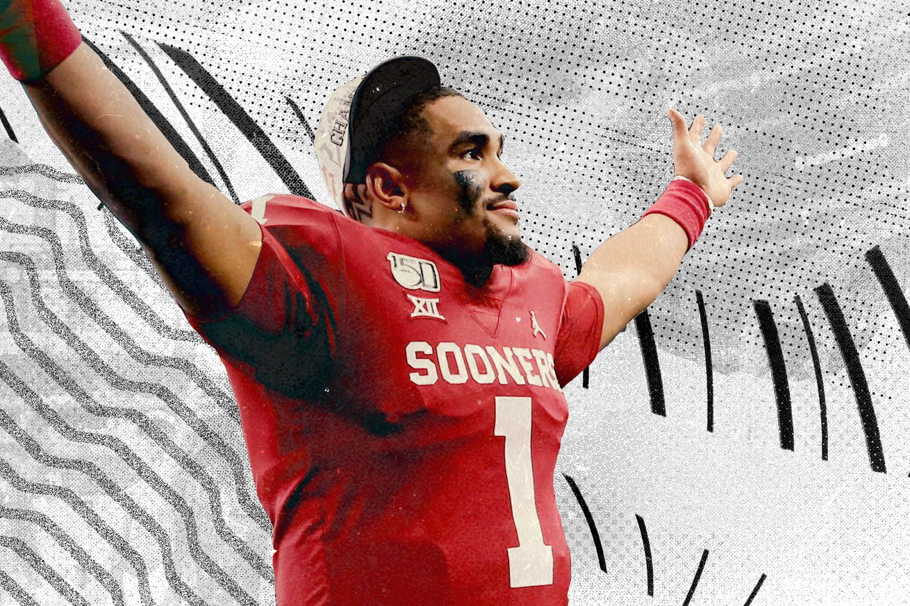 jalen hurts .0 - Jalen Hurts was a college success. Can he become an NFL star?