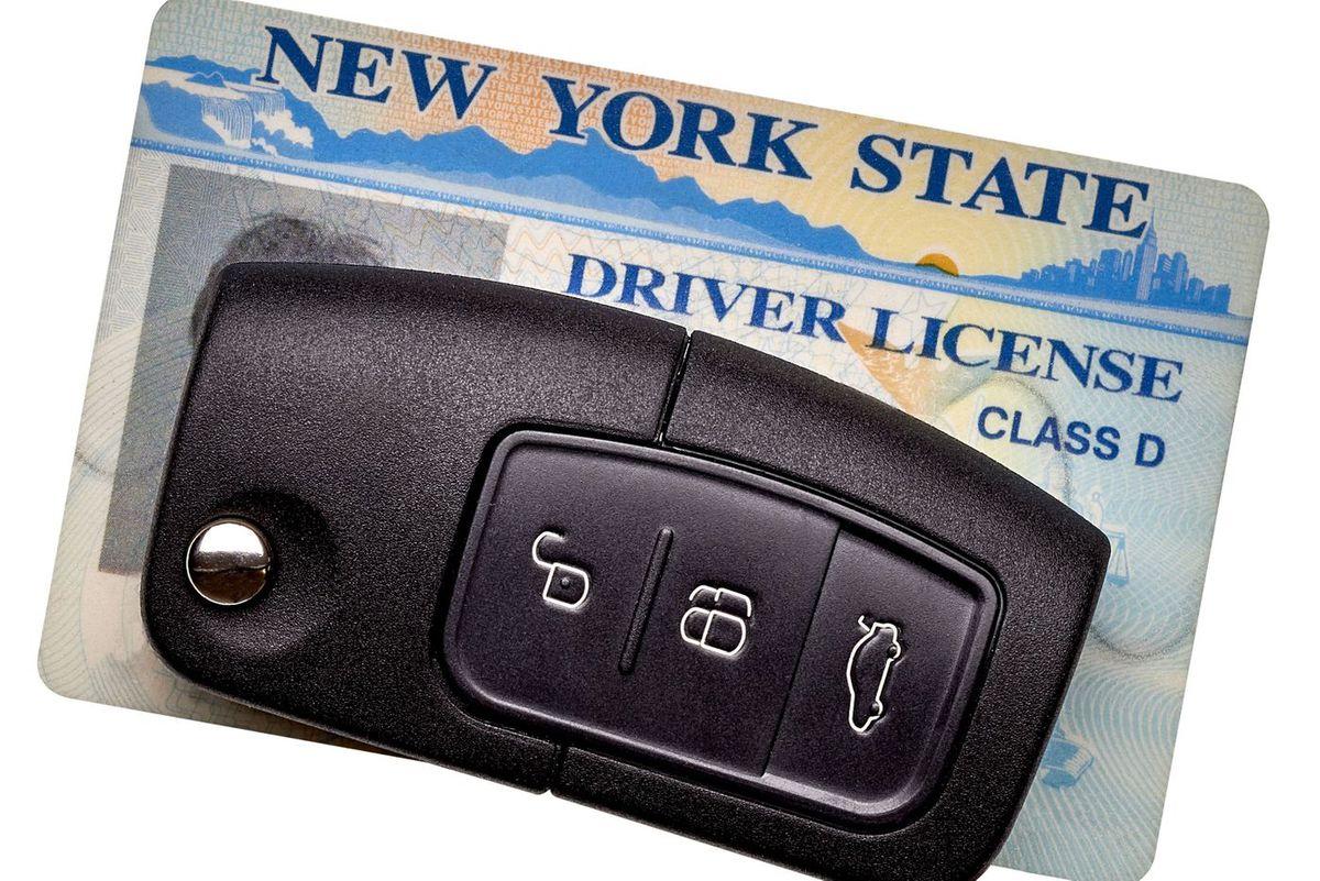 New York Driver's License